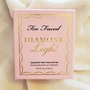Too Faced Diamond Light Highlighter Full Sized